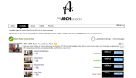 The Arch London booking pages using psychology to encourage more hotel bookings