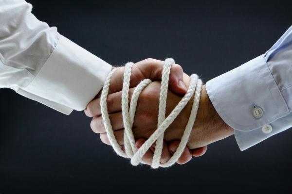 Binding commitments