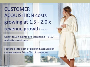 Customer acquisitions costs outpace revenue growth